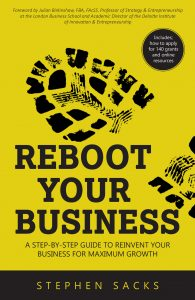 Stephen Sacks - Reboot your Business
