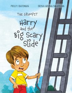 The Grumpit Harry and the Big Scary Slide