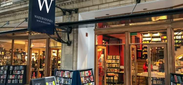 How to get your self published book into Waterstones