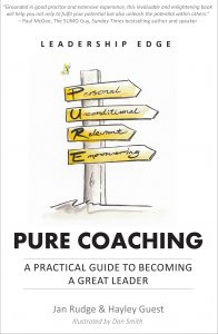 Pure coaching by Jan Rudge and Hayley Guest