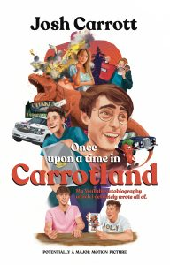 Once Upon a Time in Carrotland - Josh Carrott